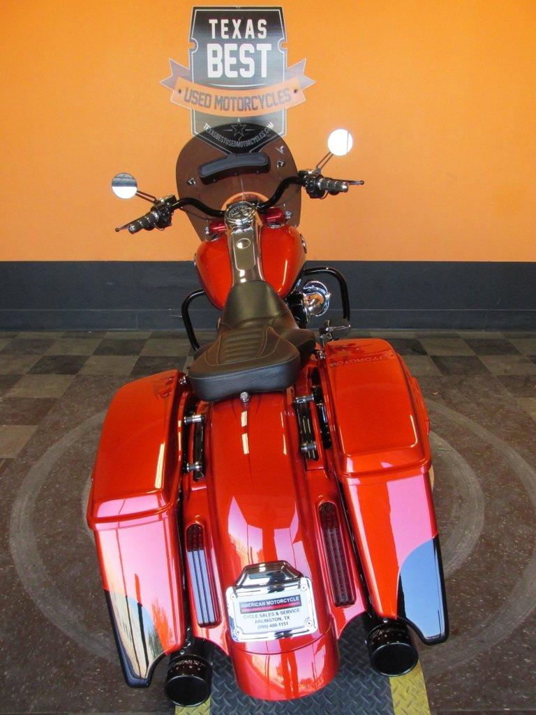 2014 Harley-Davidson CVO Road King