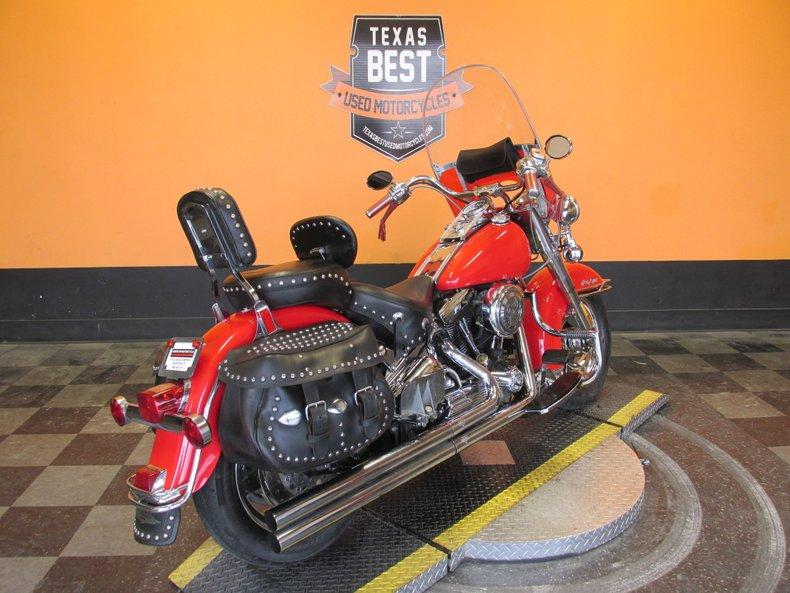 1991 Harley-Davidson Softail Heritage Classic