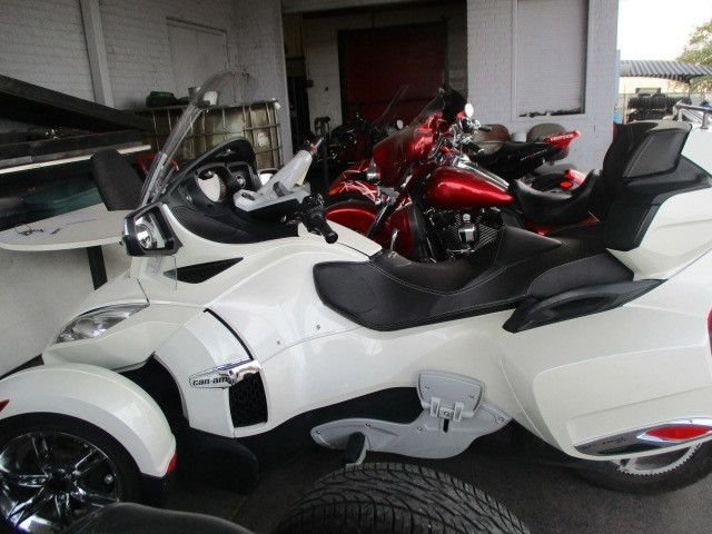 2012 can am spyder rt se5 limited