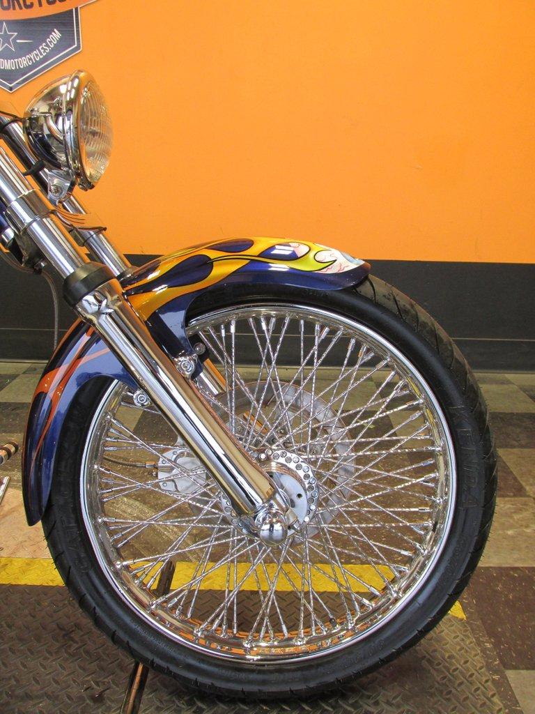 1999 ASVE Hardtail Chopper