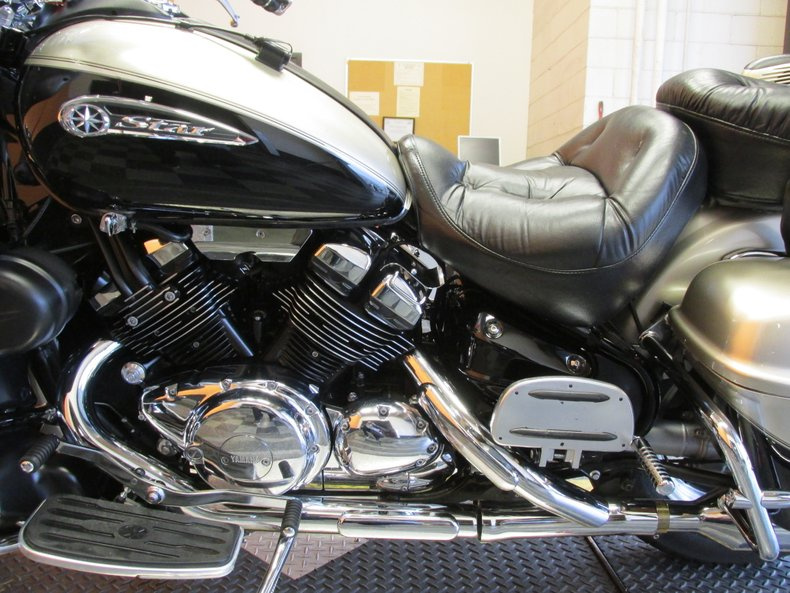 2009 Yamaha Royal Star Venture