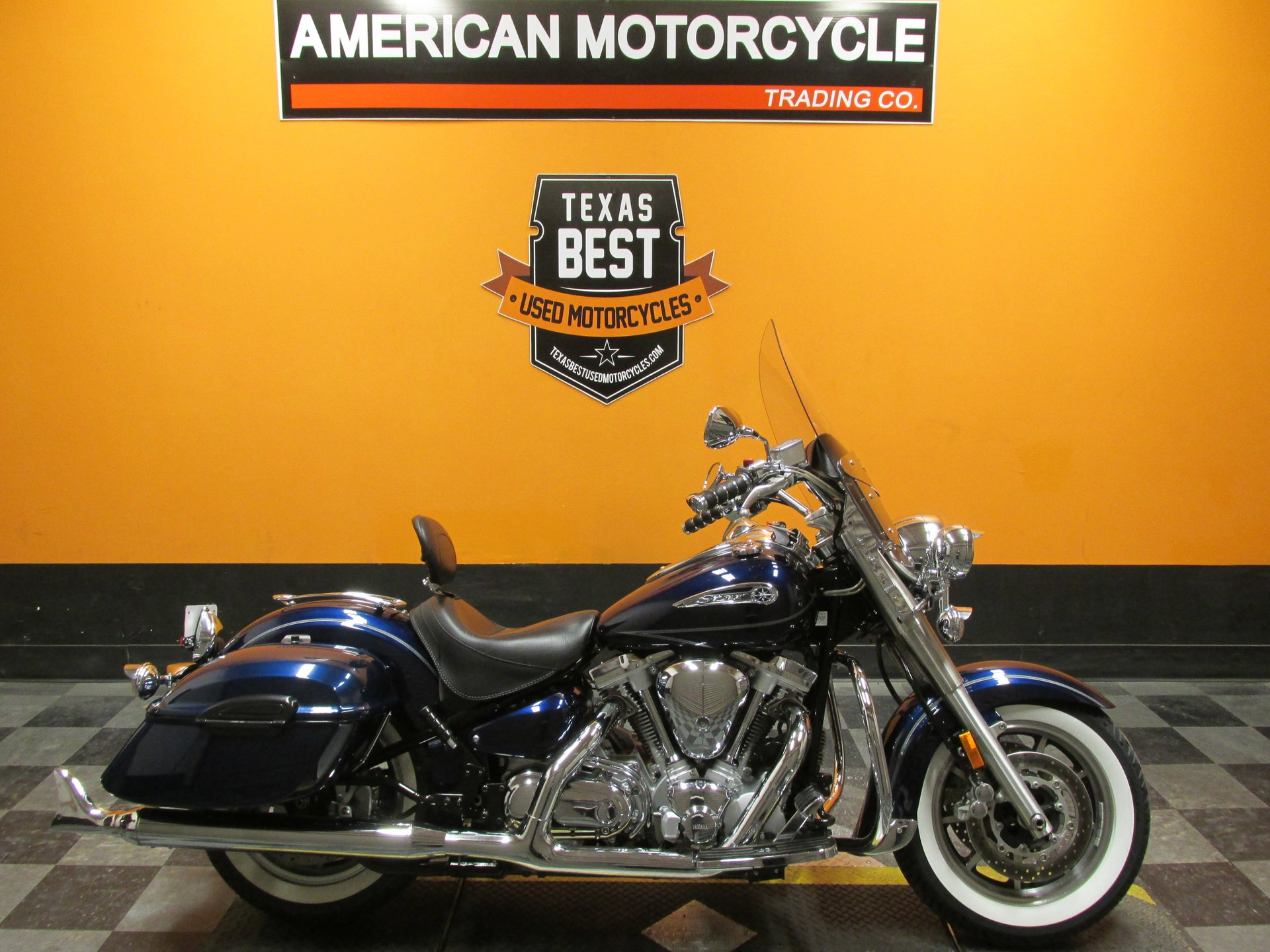 For Sale 2008 Yamaha Road Star