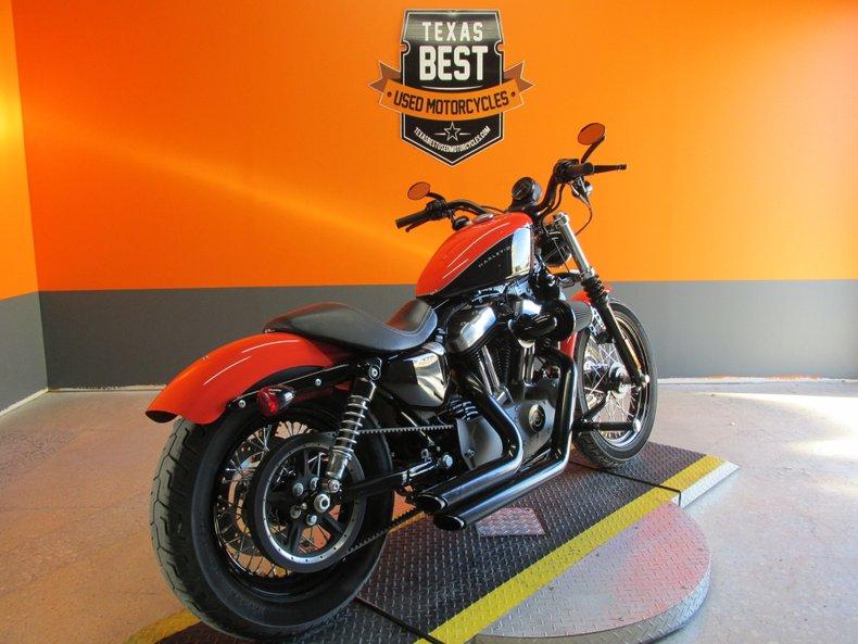 2008 Harley-Davidson Sportster 1200