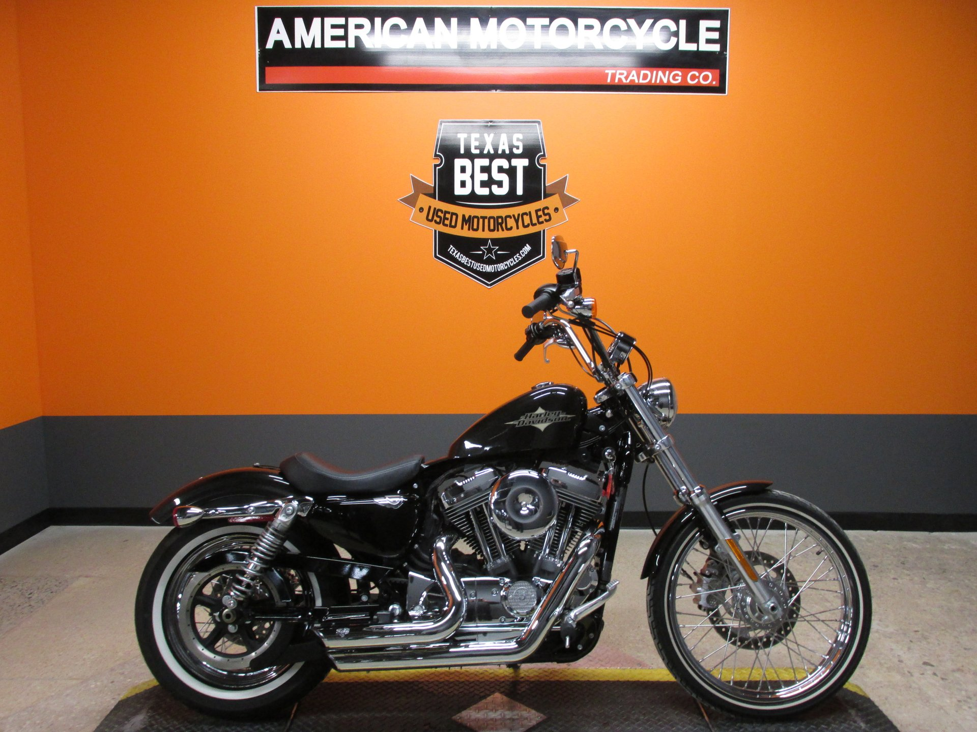 2016 Harley Davidson Sportster 1200 American Motorcycle Trading Company Used Harley Davidson Motorcycles