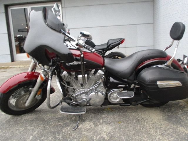 2001 yamaha road star xv16an c