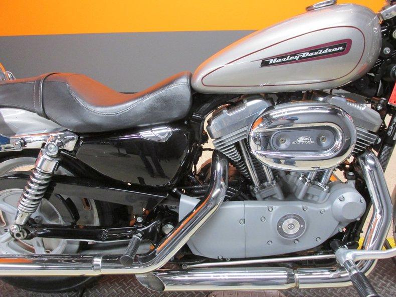 2009 Harley-Davidson Sportster 883