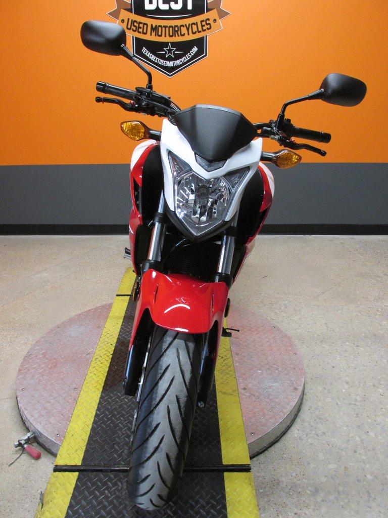 2015 Honda CB500FAF (ABS)