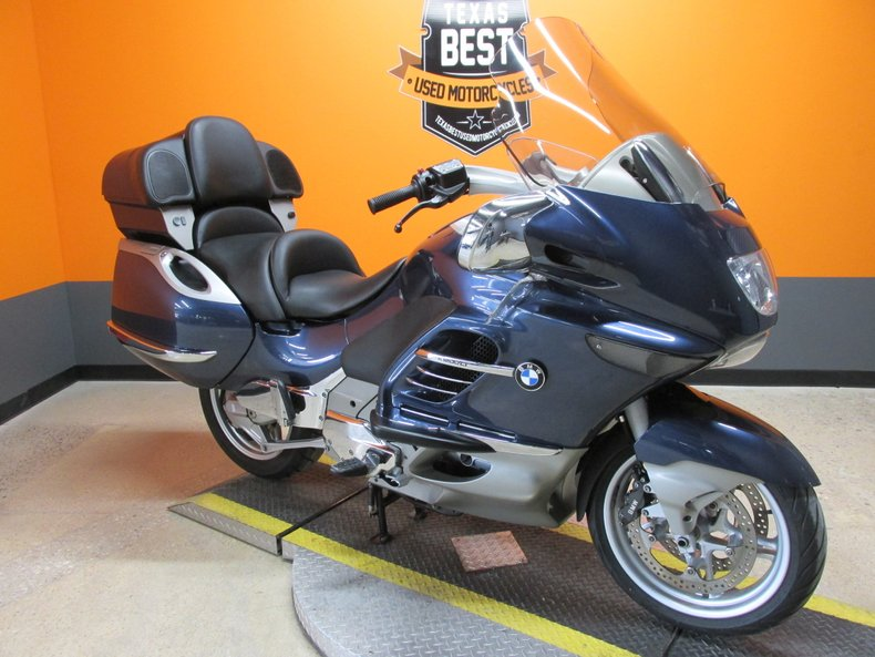 2005 BMW K1200LT - ABSAmerican Motorcycle Trading Company - Used