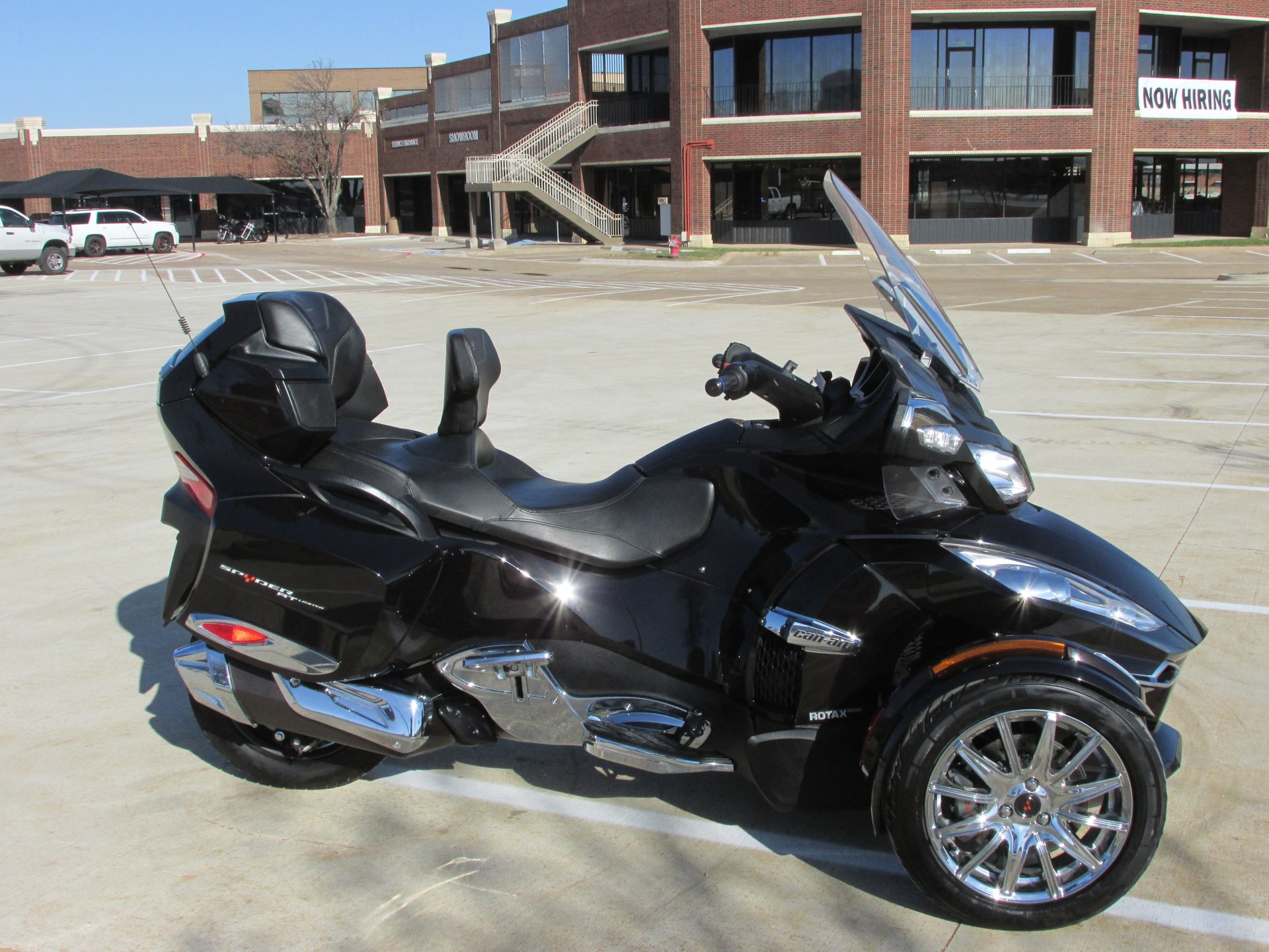2014 can am spyder rt limited se6