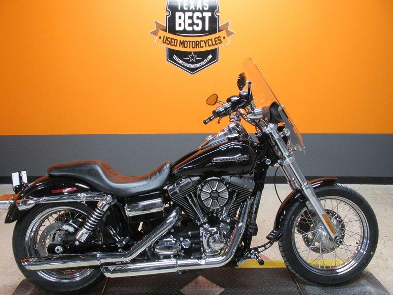 2014 Harley-Davidson Dyna Super Glide