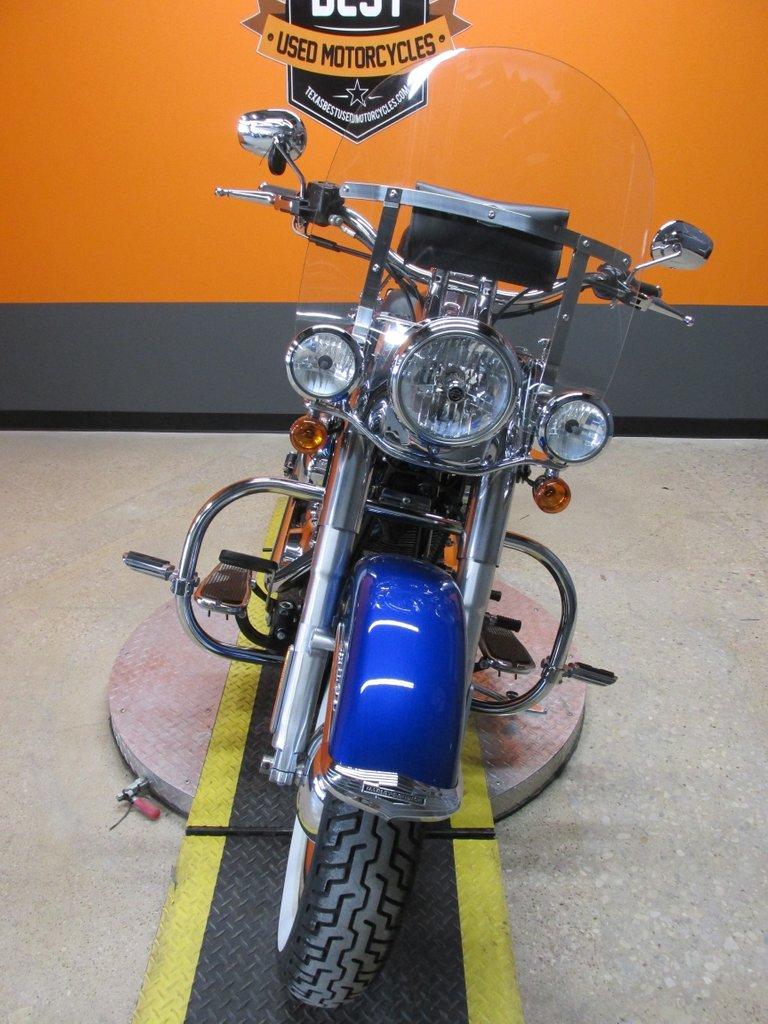 2010 Harley-Davidson Softail Deluxe