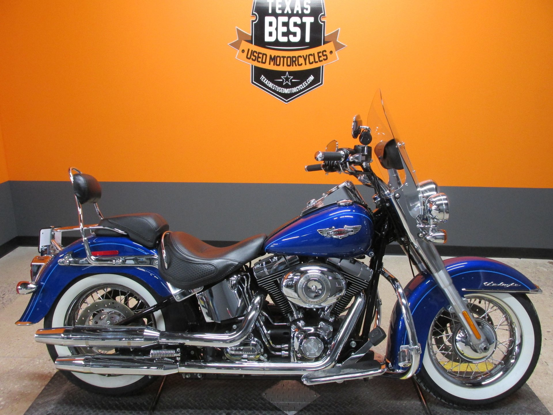 For Sale 2010 Harley-Davidson Softail Deluxe