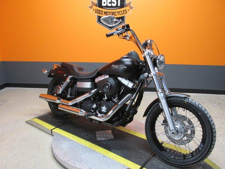 2010 Harley-Davidson Dyna Street Bob