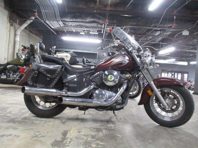 2002 Kawasaki Vulcan