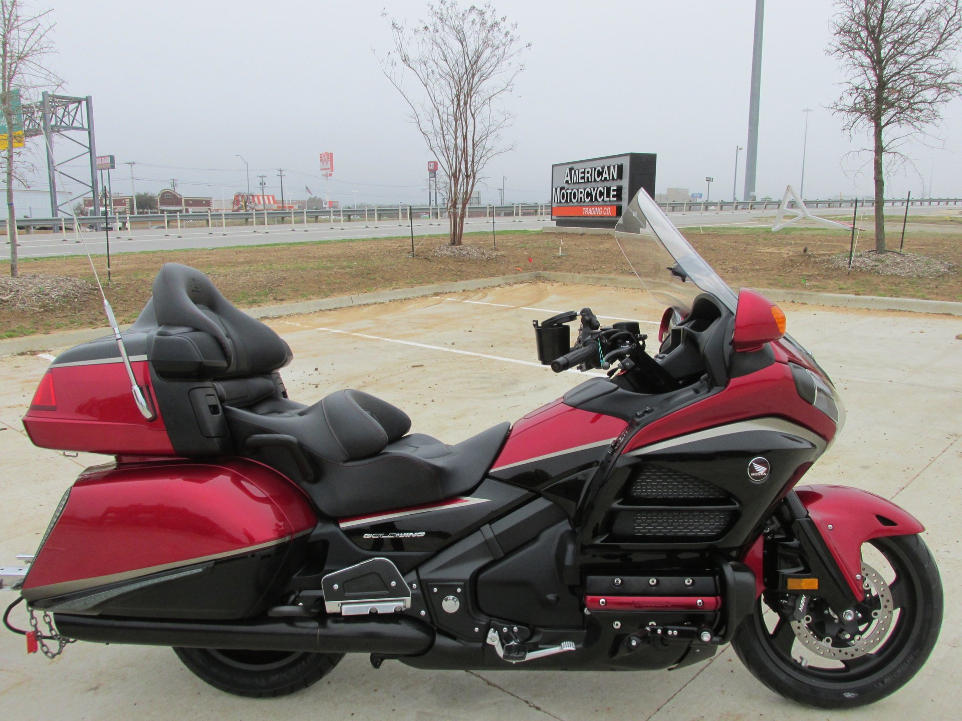 2015 honda gold wing with timeout xl1800 trailer gl1800hpnmf 40th anniversary