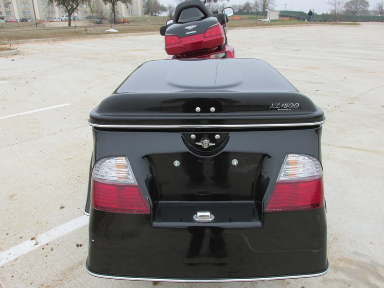 2015 Honda Gold Wing with Timeout XL1800 Trailer