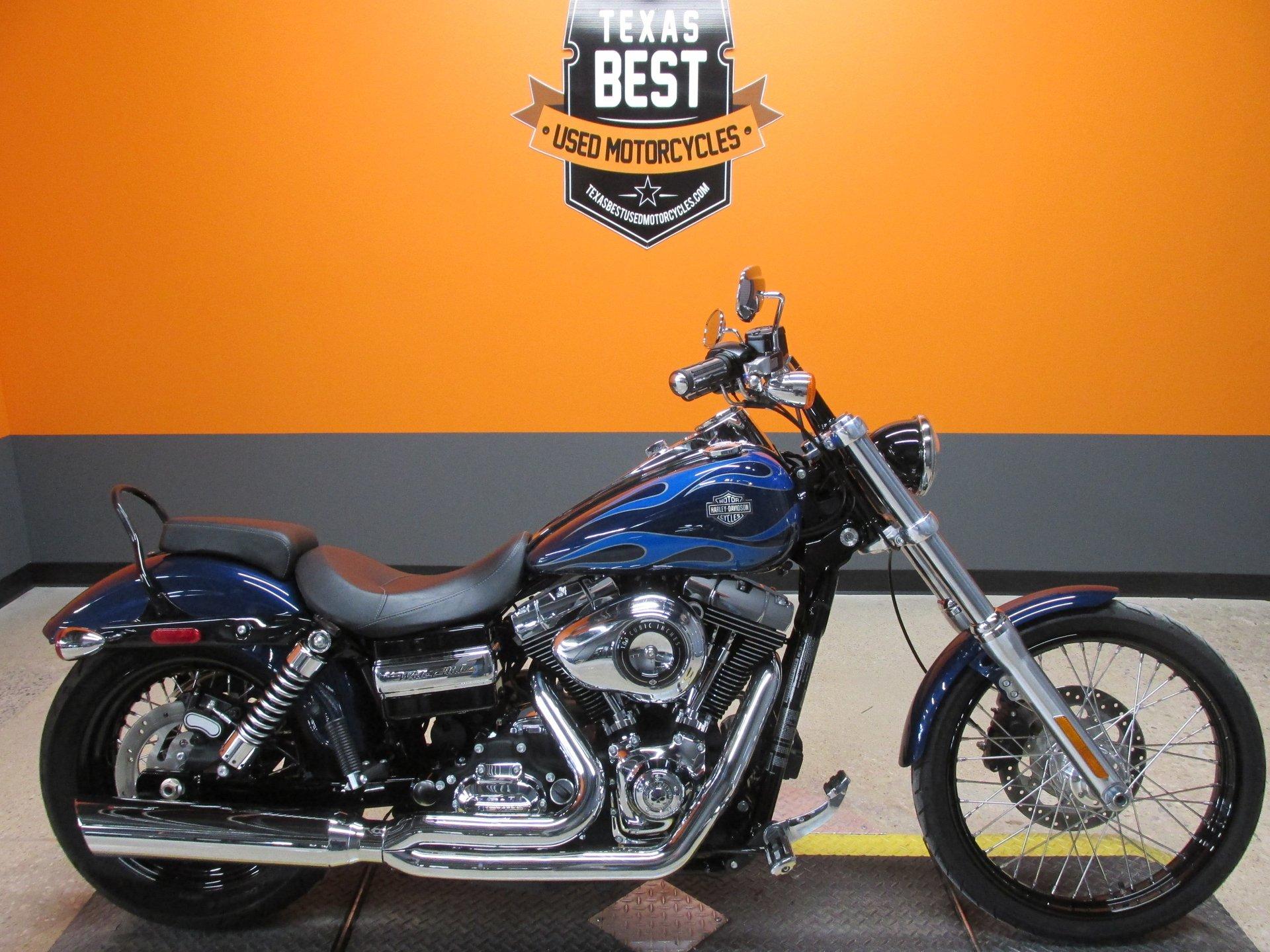 2012 Harley Davidson Dyna Wide Glide American Motorcycle Trading Company Used Harley Davidson Motorcycles