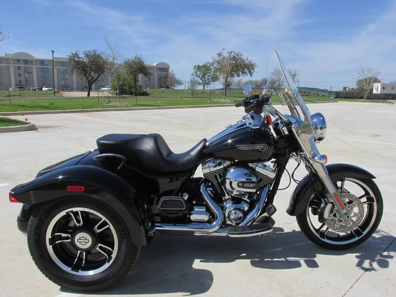 2015 Harley-Davidson Freewheeler Trike For Sale