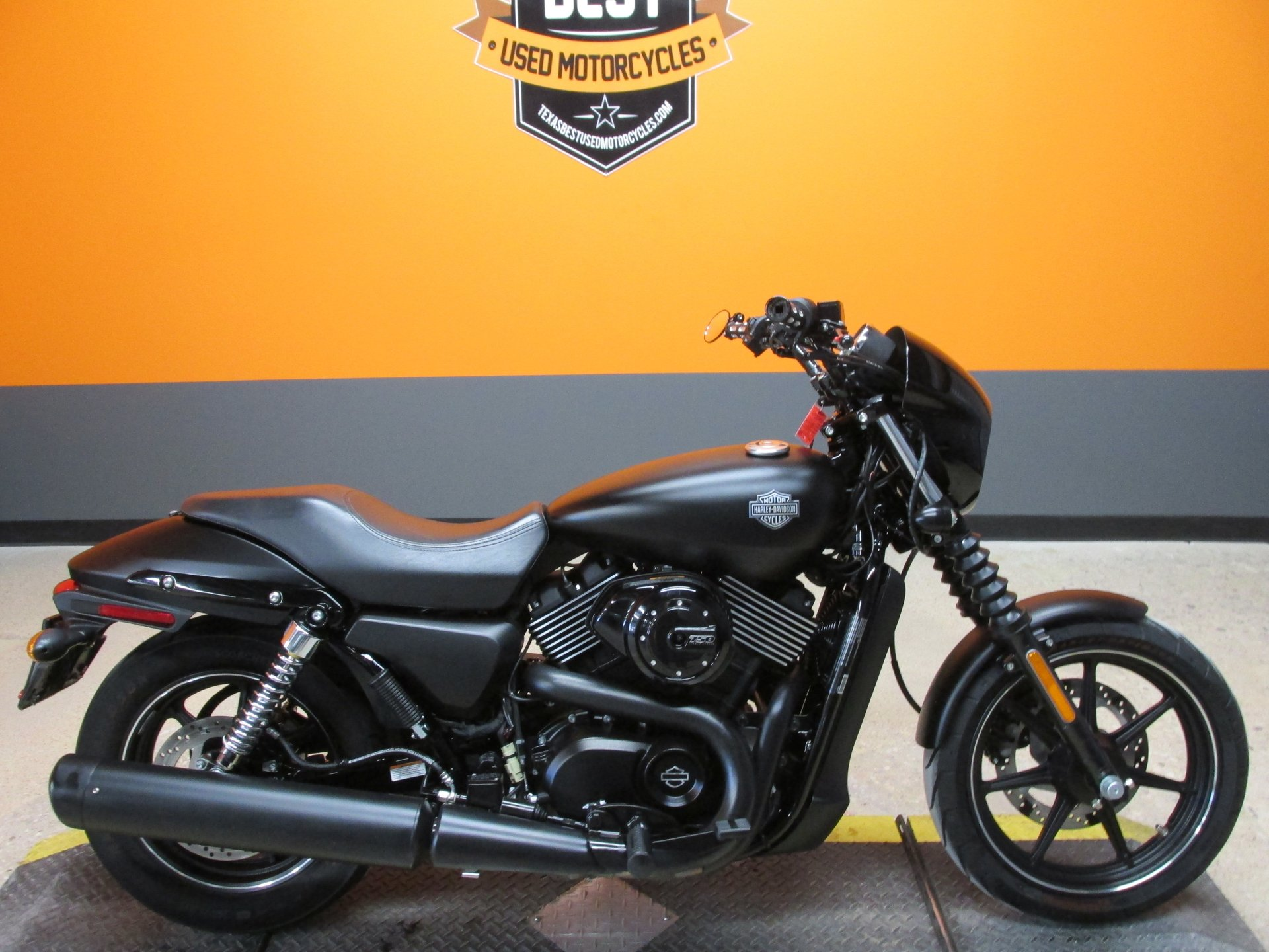 For Sale 2015 Harley-Davidson Street 750