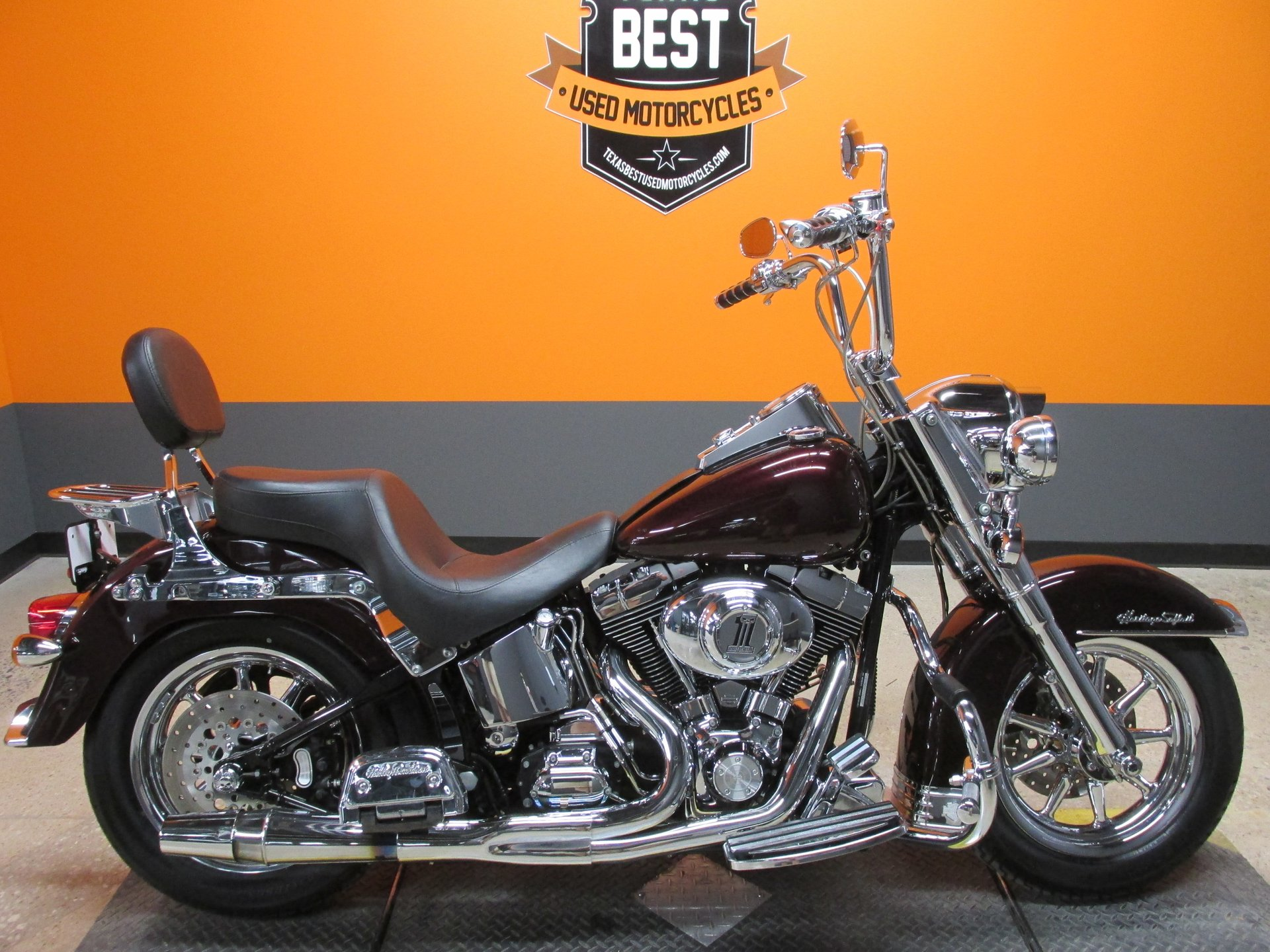 For Sale 2004 Harley-Davidson Softail Heritage Classic