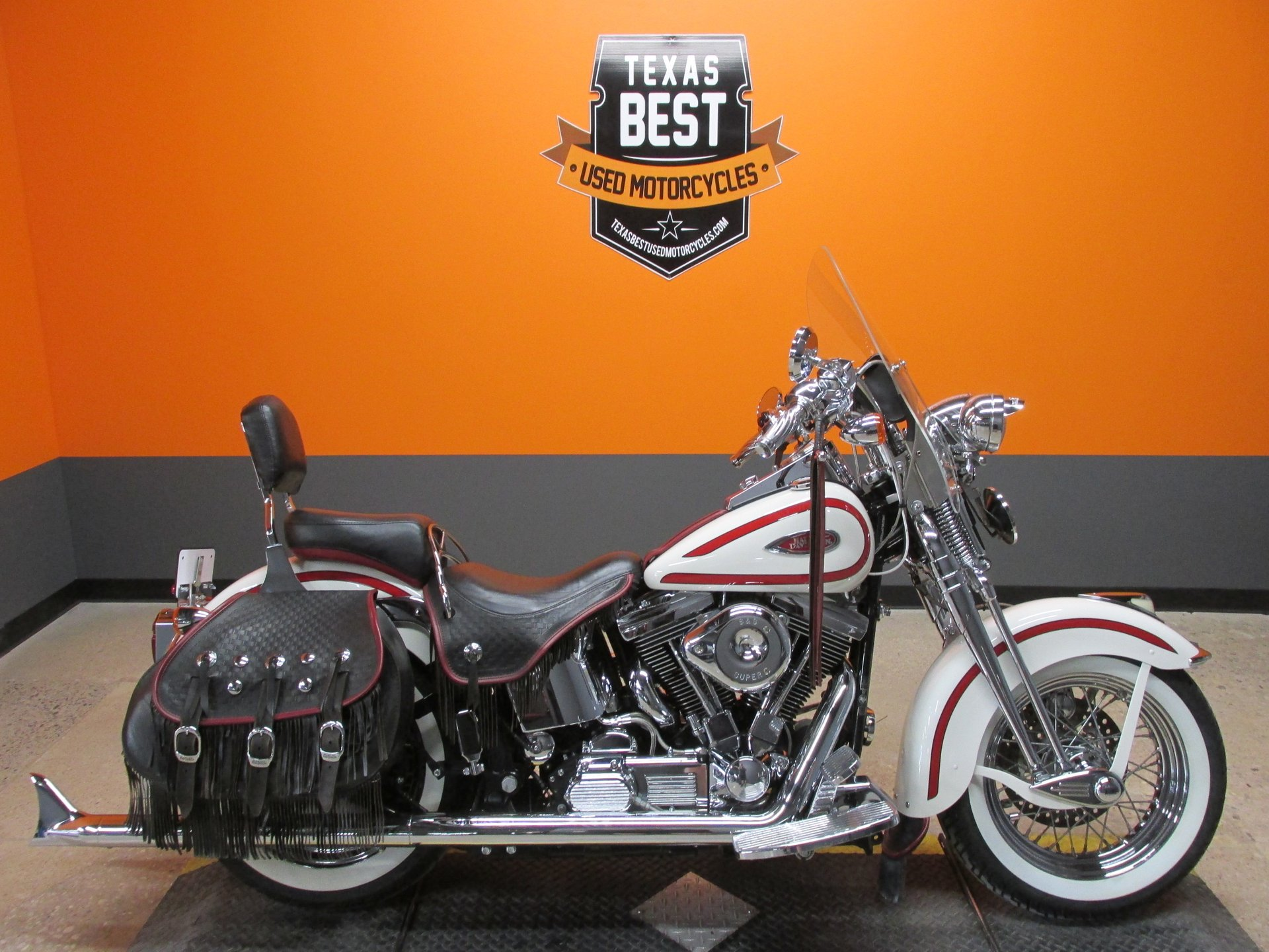 For Sale 1997 Harley-Davidson Softail Heritage Springer