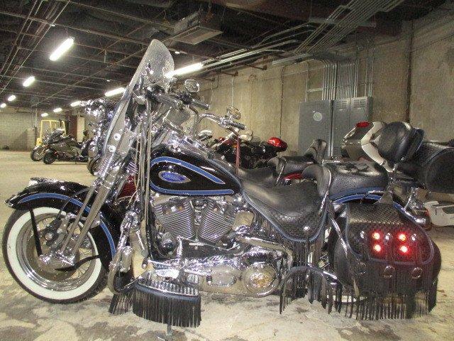 1998 Harley-Davidson Softail Heritage Springer