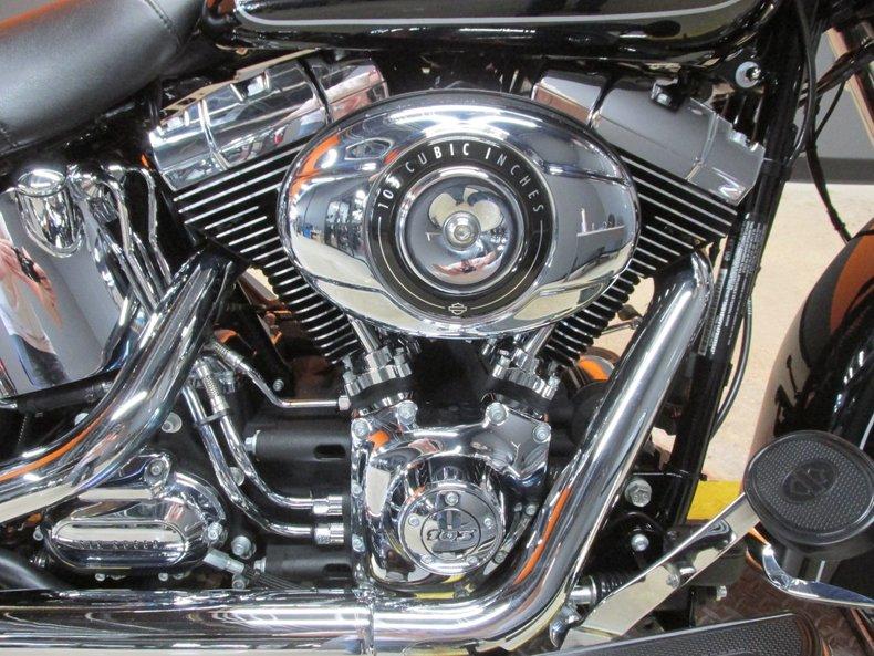 2015 Harley-Davidson Softail Heritage Classic