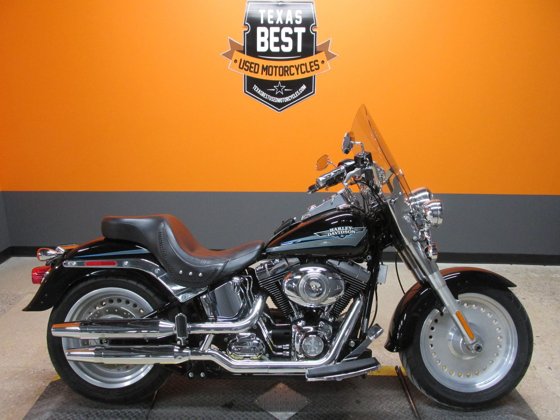 For Sale 2009 Harley-Davidson Softail Fat Boy