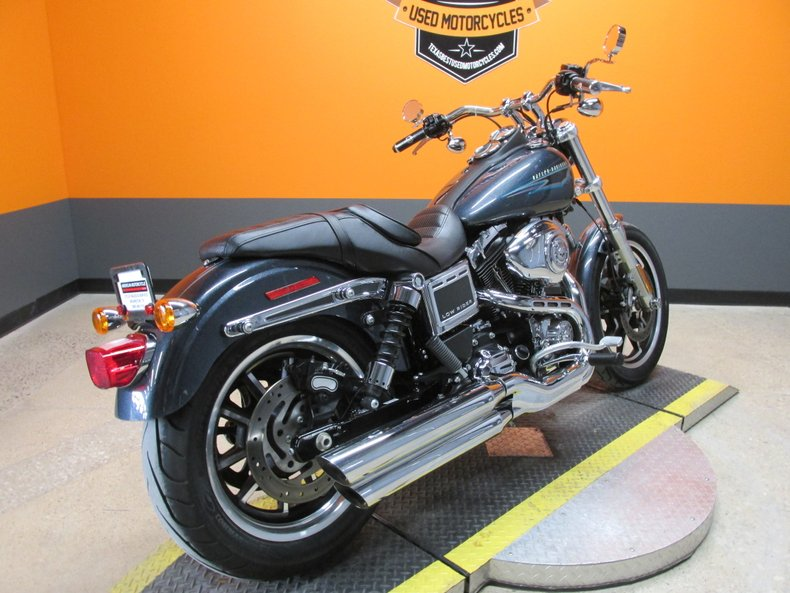 2015 Harley-Davidson Dyna Low Rider