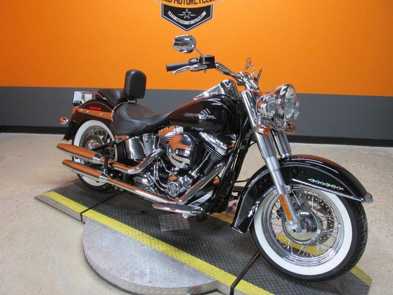 2016 Harley-Davidson Softail Deluxe