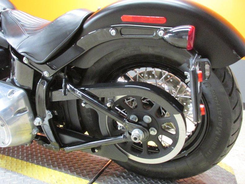 2013 Harley-Davidson Softail Slim