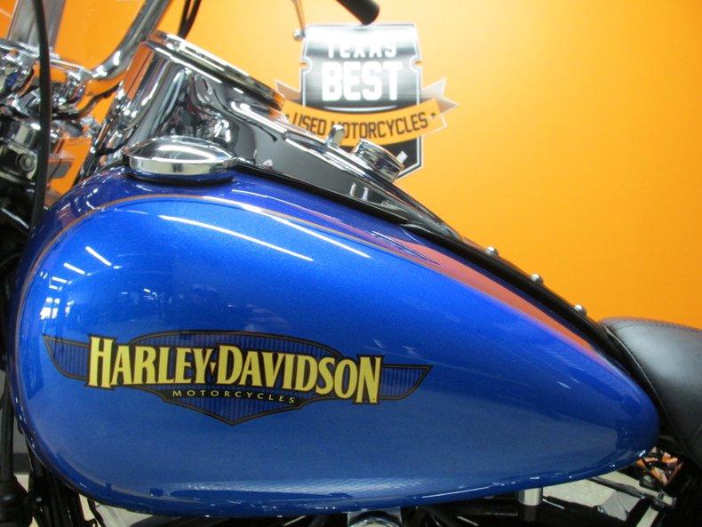 2017 Harley-Davidson Softail Heritage Classic