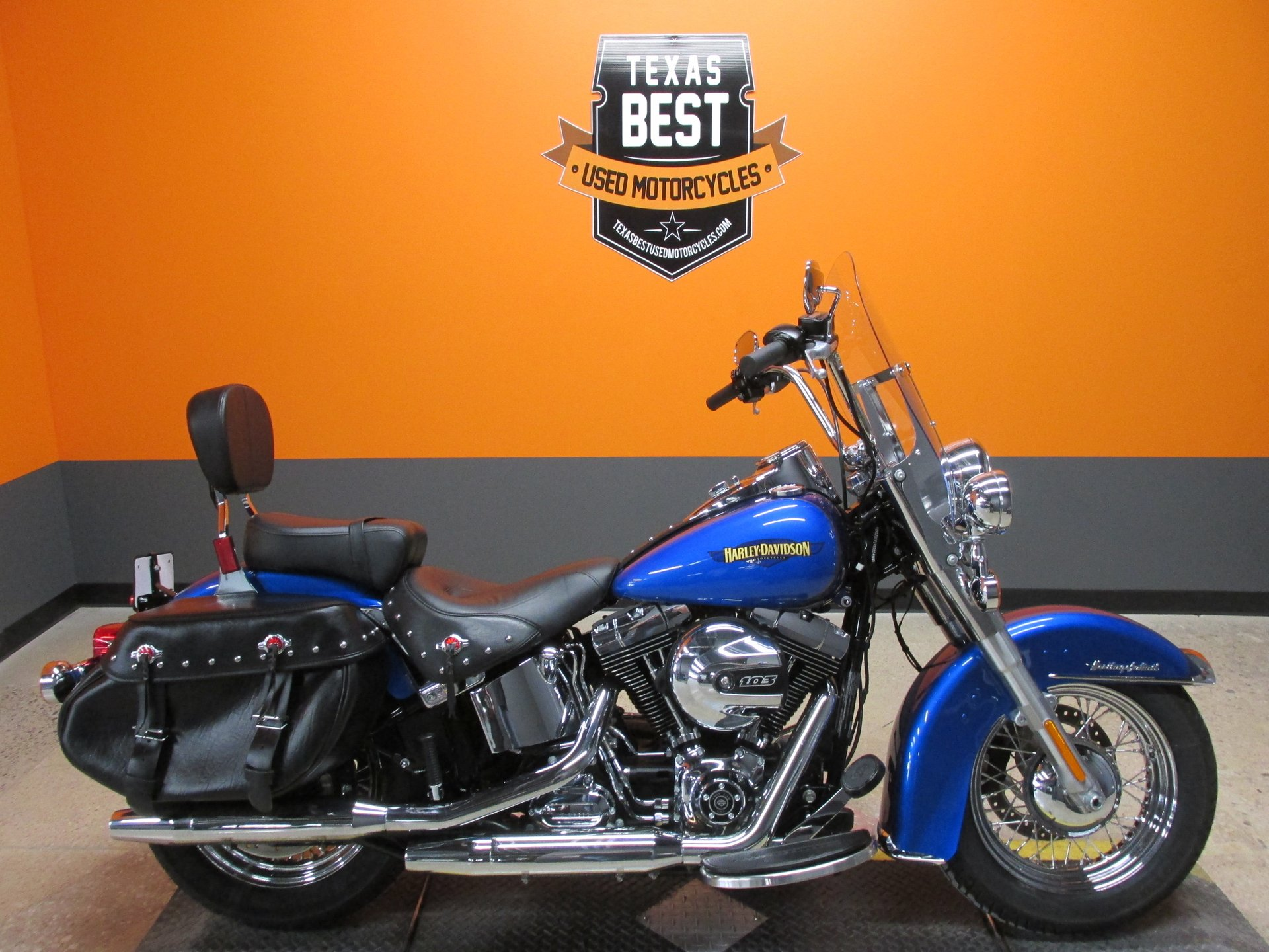 For Sale 2017 Harley-Davidson Softail Heritage Classic