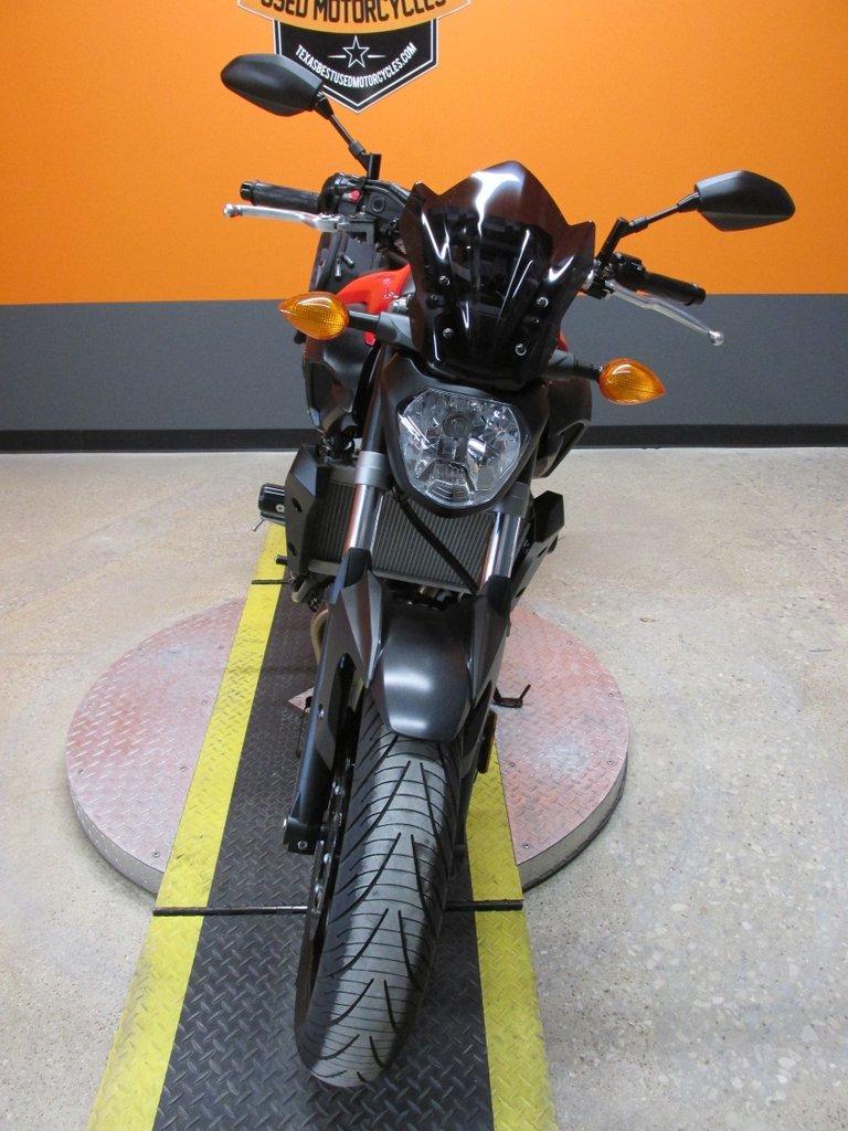 2015 Yamaha FZ-07