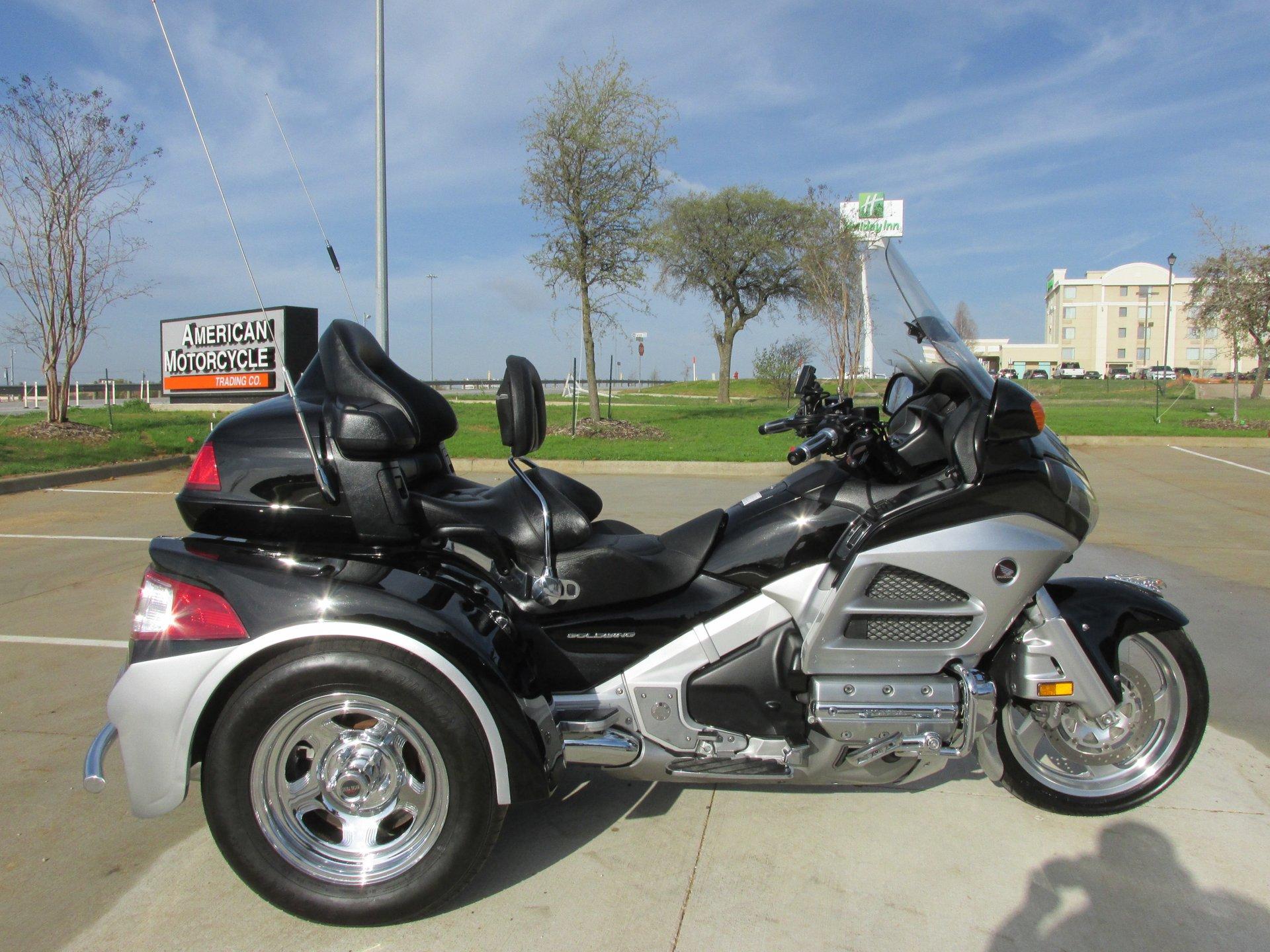 2012 honda gold wing trike gl1800hpmc motor trike conversion