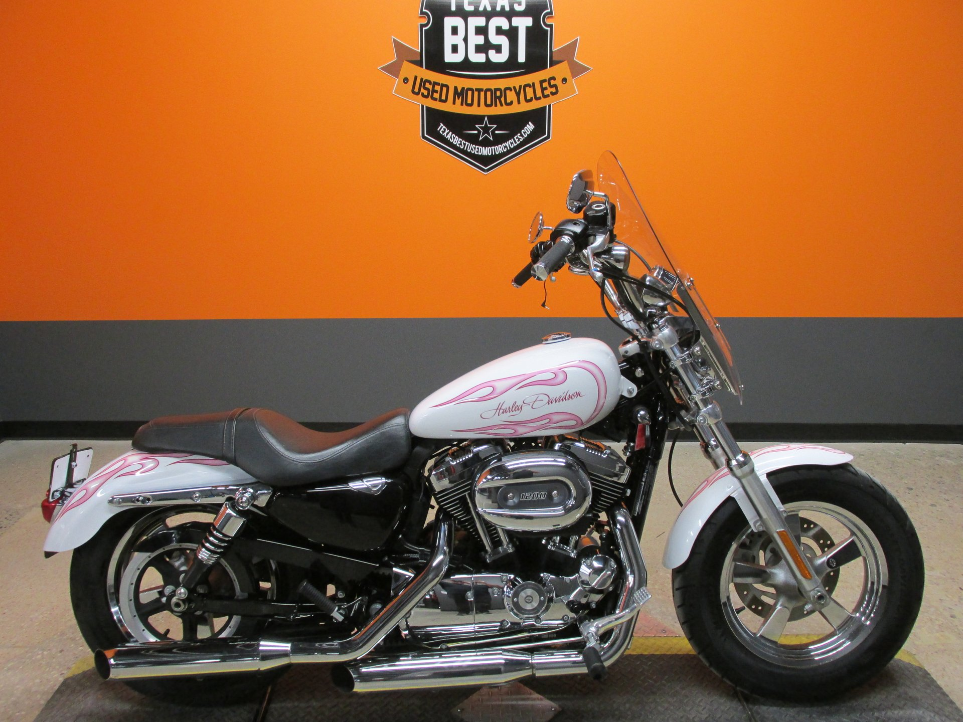 2012 harley davidson sportster 1200 custom program xl1200cp