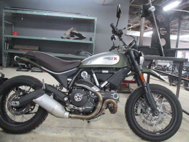 2016 Ducati Scrambler Urban Enduro For Sale 83270 Mcg