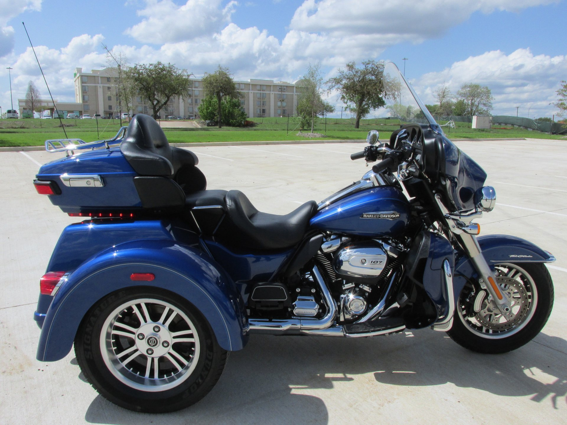 For Sale 2017 Harley-Davidson Tri-Glide