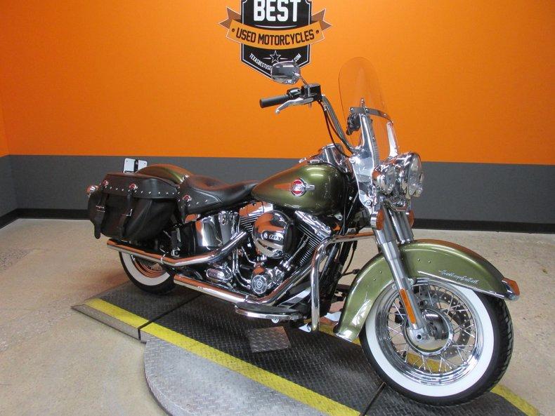 2016 Harley-Davidson Softail Heritage Classic