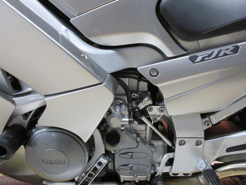 2010 Yamaha FJR1300A