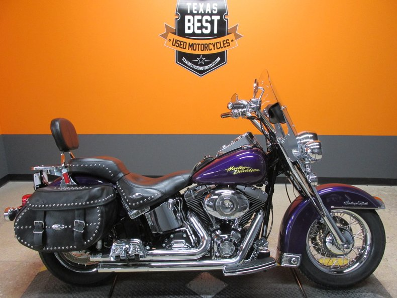 2008 harley davidson heritage softail classic reviews
