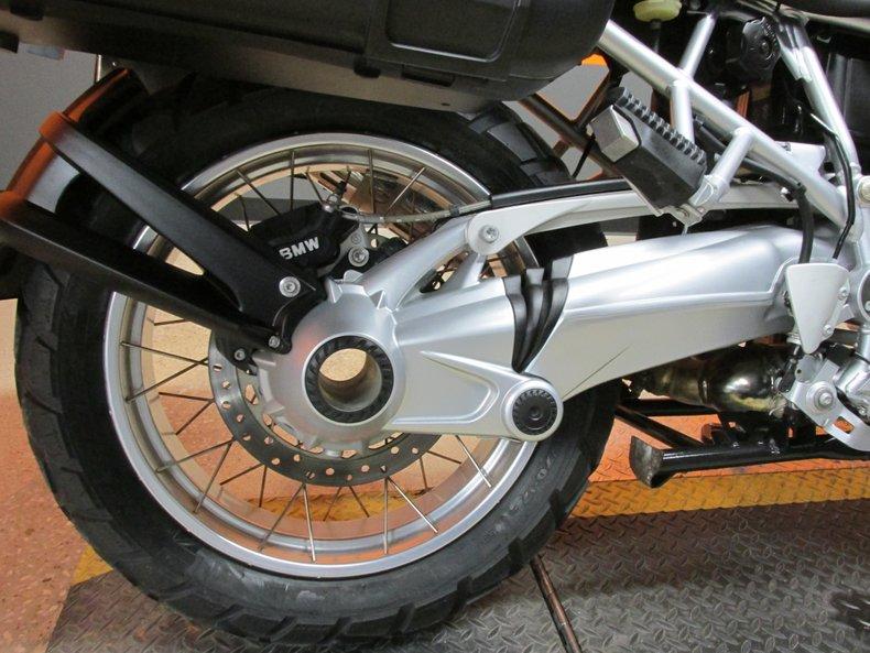 2011 BMW R1200GS