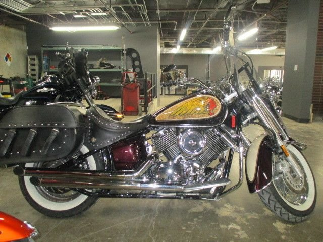 2000 yamaha v star xvs1100am