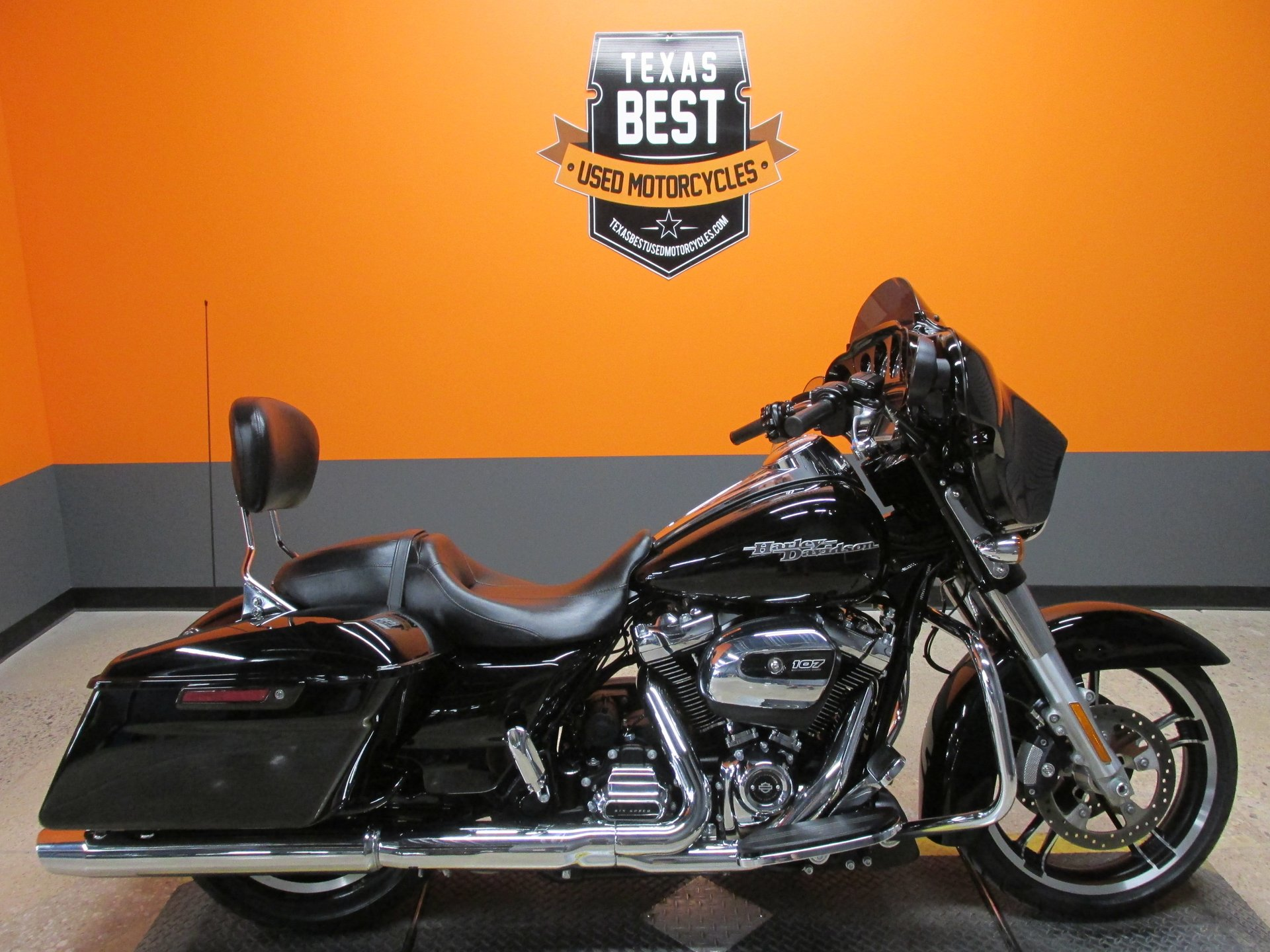 For Sale 2017 Harley-Davidson Street Glide