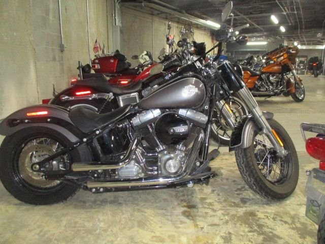 For Sale 2016 Harley-Davidson Softail Slim