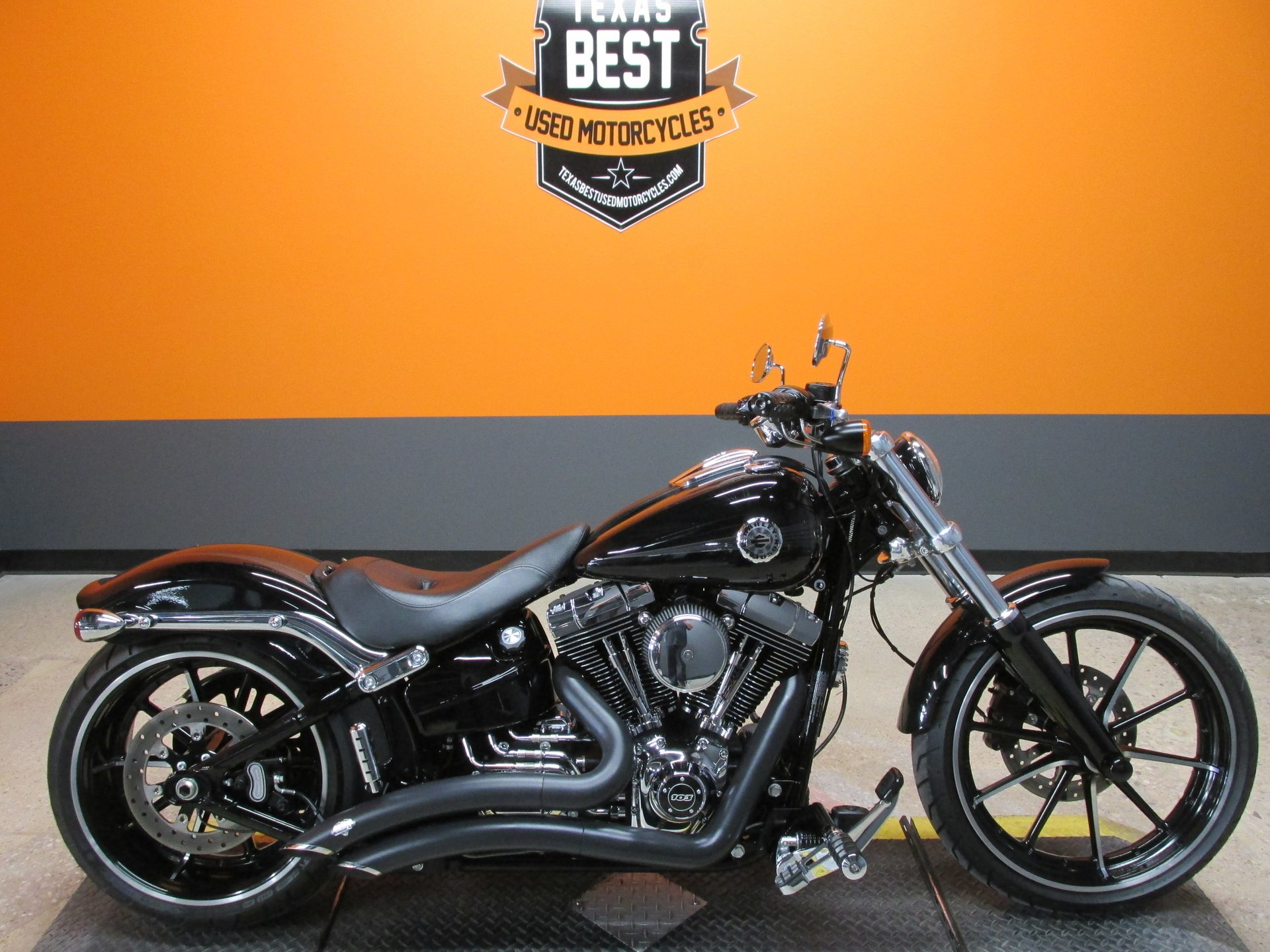 For Sale 2014 Harley-Davidson Softail Breakout