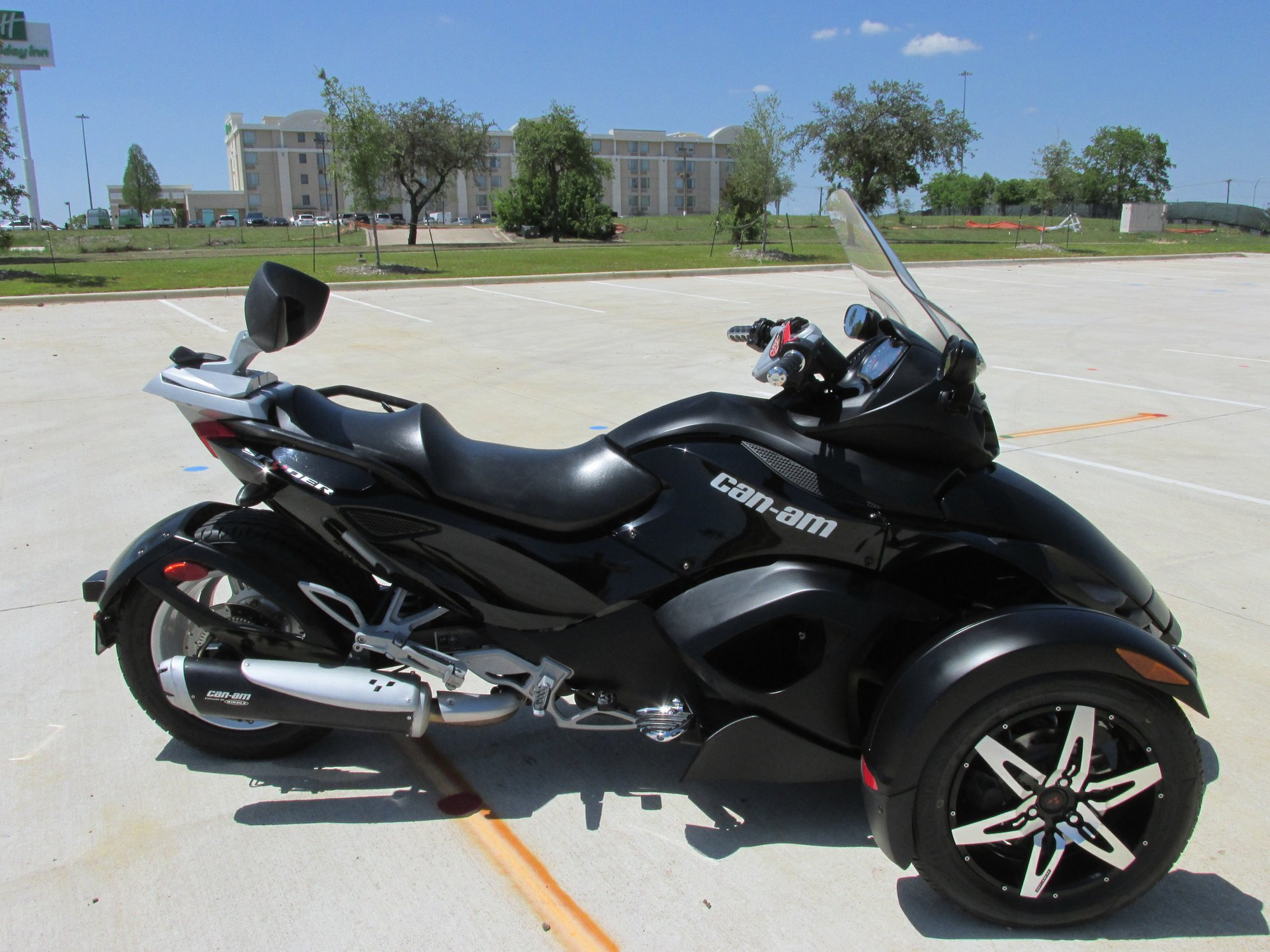 2009 can am spyder gs sm5