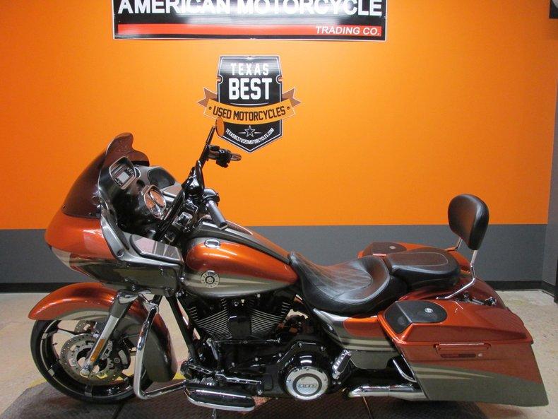 2013 Harley-Davidson CVO Road Glide