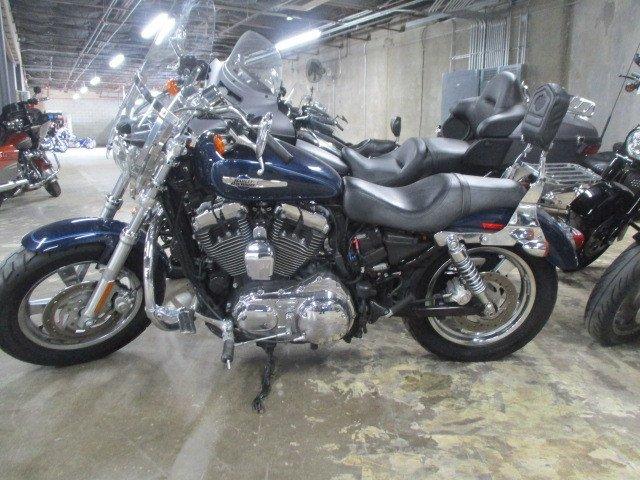 2012 harley davidson sportster 1200 custom xl1200c