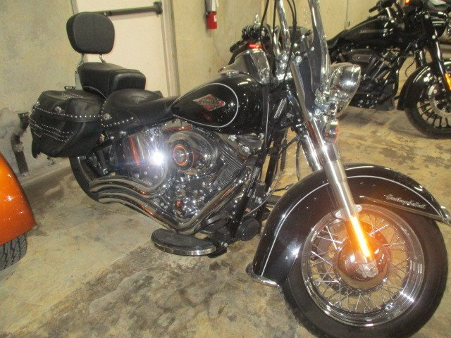 2015 Harley-Davidson Softail Heritage Classic